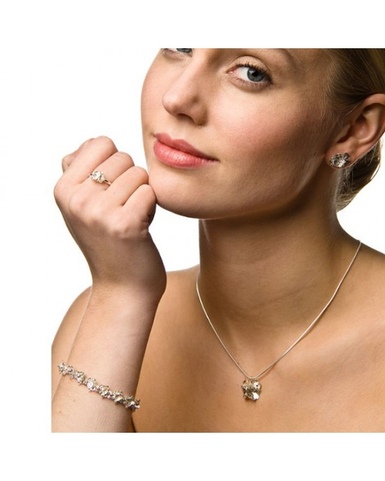 Agla Silver Bracelet