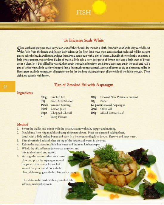 The Food of Love - The Taste of Shakespeare in Four Seasons - GIFTS