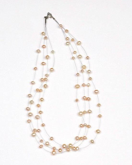 Freshwater Pink Pearls