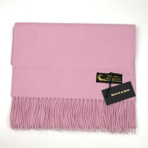 Cashmere Scarf in Baby Pink