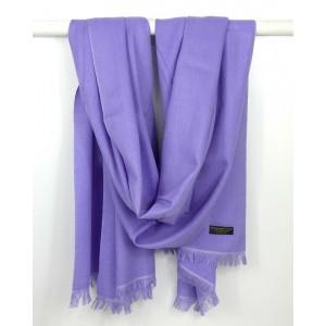 Cashmere, Silk Scarf, Lilac