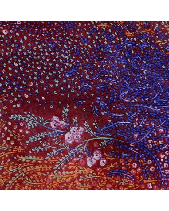 Ditsy Floral Print Scarf - SCARVES, SHAWLS, PASHMINAS