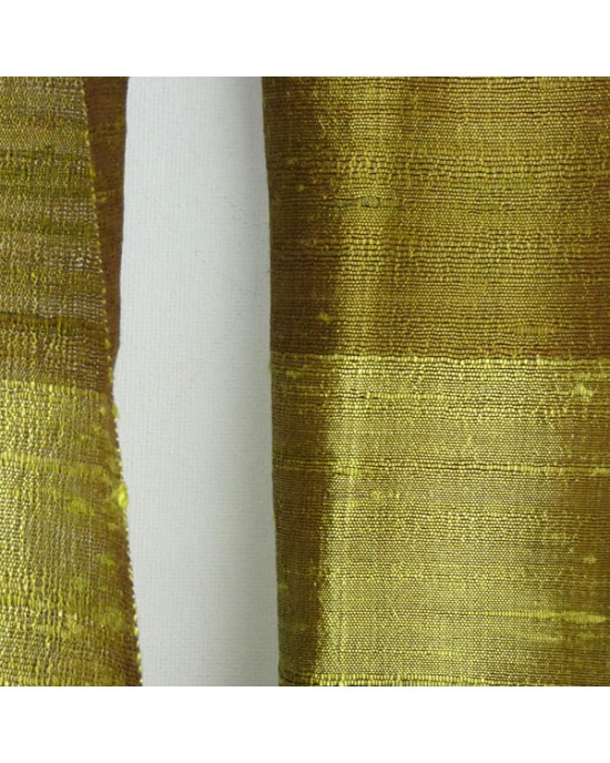 Hand Woven Pure Thai Silk Scarf Olive - SCARVES, SHAWLS, PASHMINAS