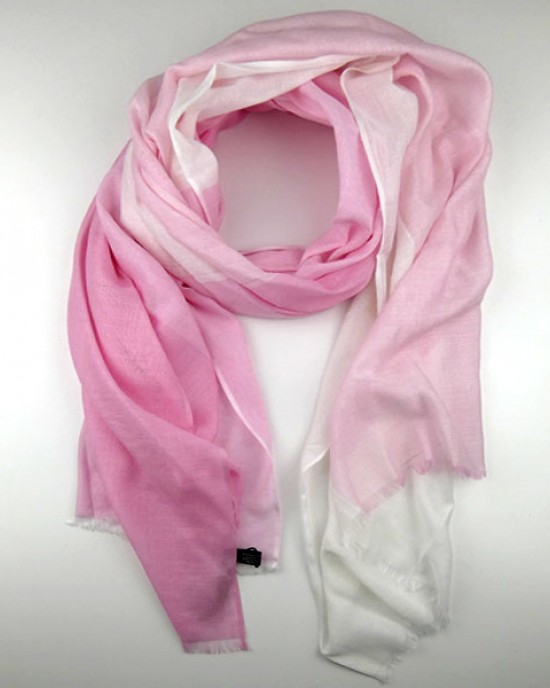 Pink Toned Summer Pashmina Shawl