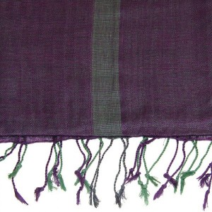 Double Layer Cotton Viscose Scarf Shawl